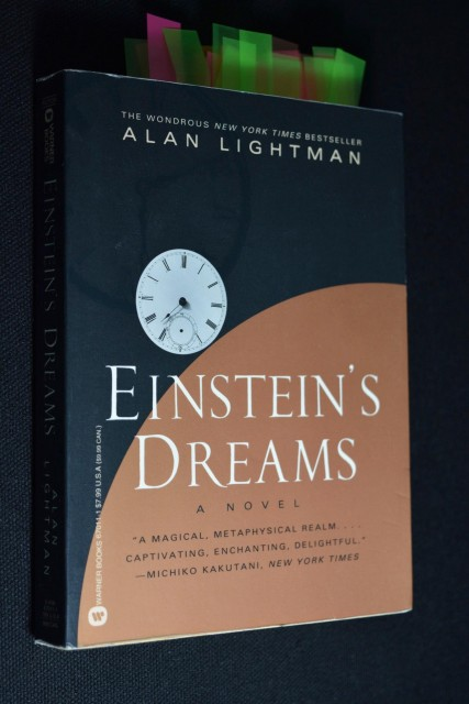 Cover picture of Einstein's Dreams